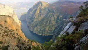 Şahinkaya kanyonu 1